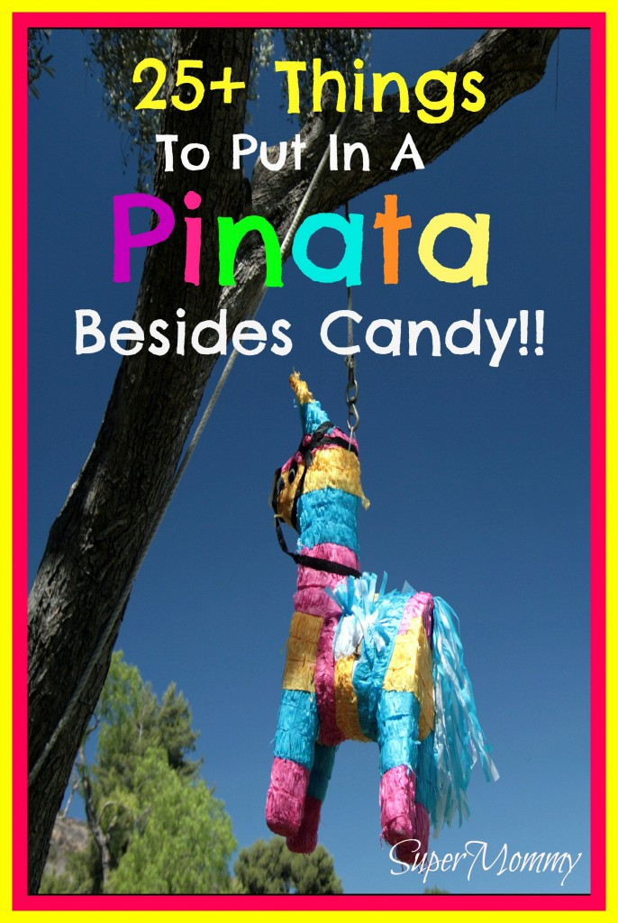 Things to put in a pinata besides candy how to make a pinata Easy DIY Pinata Step by Step How to Make Homemade Pinata Guide Ideas Pictures