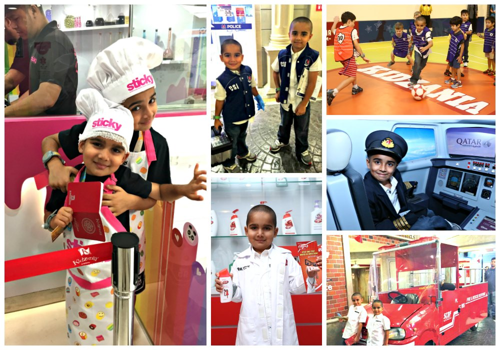KidZania Singapore Tickets Promotions Discounts School Holiday Program Events