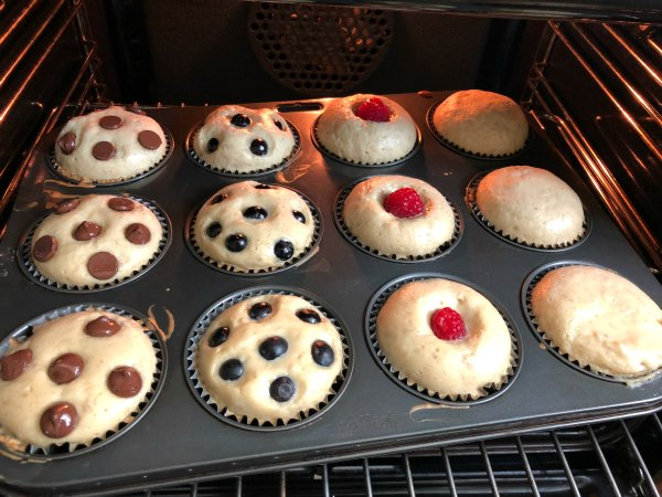 Healthy Muffin Recipe Kids Picky Eaters Easy