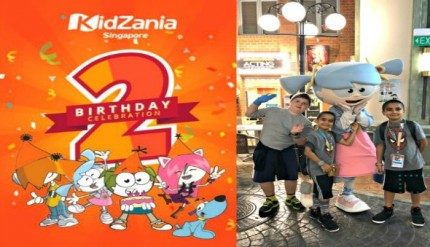 KidZania Singapore Birthday Promotions Kids CongreZZ Congress