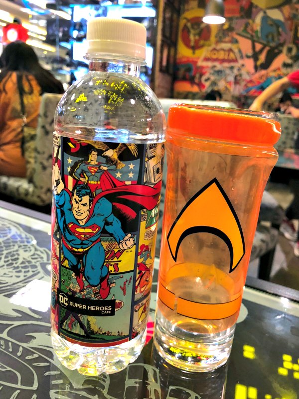 DC Super Comics Super Heroes Cafe Review Singapore Menu Promotions Discounts Food Kids Child Friendly Restaurants MBS Takashimaya 6