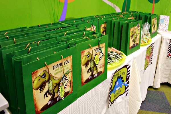 The Goodie Bags