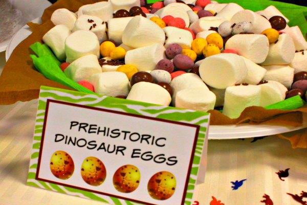 Prehistoric Dinosaur Eggs