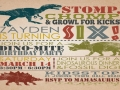 Stomp, Chomp & Growl - Zayden is turning 6!
