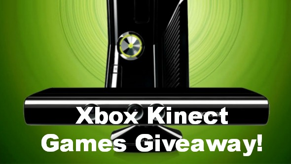 SuperMommy's Xbox Kinect Games Giveaway!