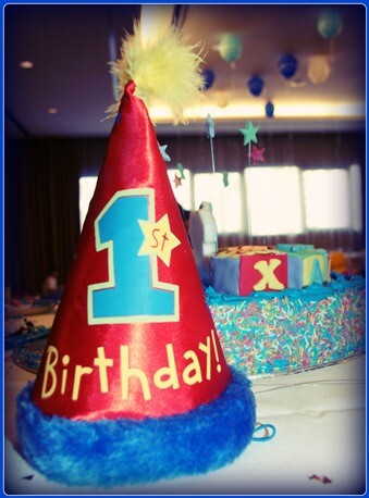 Tips for Planning A First Birthday Party
