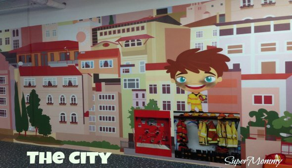 The City – A New Kid's Indoor Play Area in Liang Court