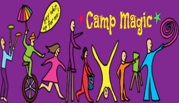 """""""Camp Magic"""" – A Great Creative Arts Holiday Program For Kids"""