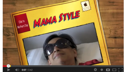 """Mama Style"" - Gangam Style Parody"