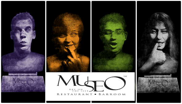 Museo Review – An Artsy, Contemporary Fusion Restaurant in Sentosa