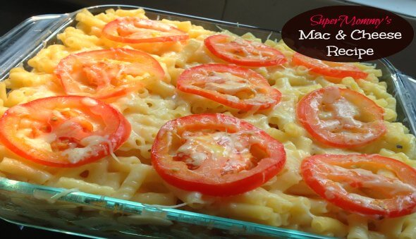 Easy Macaroni & Cheese Recipe