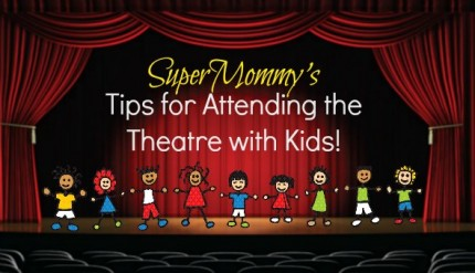 Tips For Attending A Live Stage Production With Children