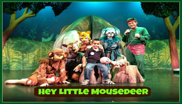 Hey Little Mousedeer Review