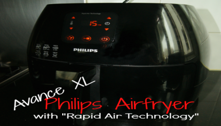 Philips Avance XL Airfryer Review - Singapore
