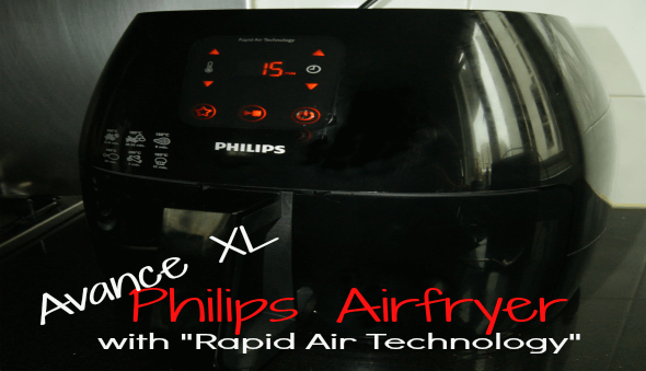 Philips Avance XL Airfryer – Making it Easy to Cook Healthy Meals