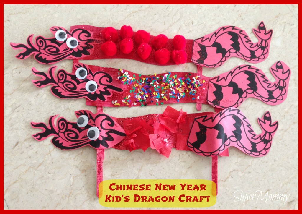 10 Easy Kid S Chinese New Year Crafts