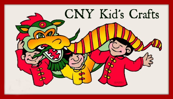 """10 Easy """"Chinese New Year"""" Crafts"""