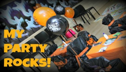 My Party Rocks  - Halloween Party