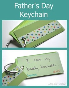 keychain, father's day, kids crafts, arts and crafts, father's day crafts, easy crafts
