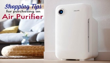 Tips for Purchasing an Air Purifier