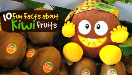 Kiwifruit Nutrition Facts
