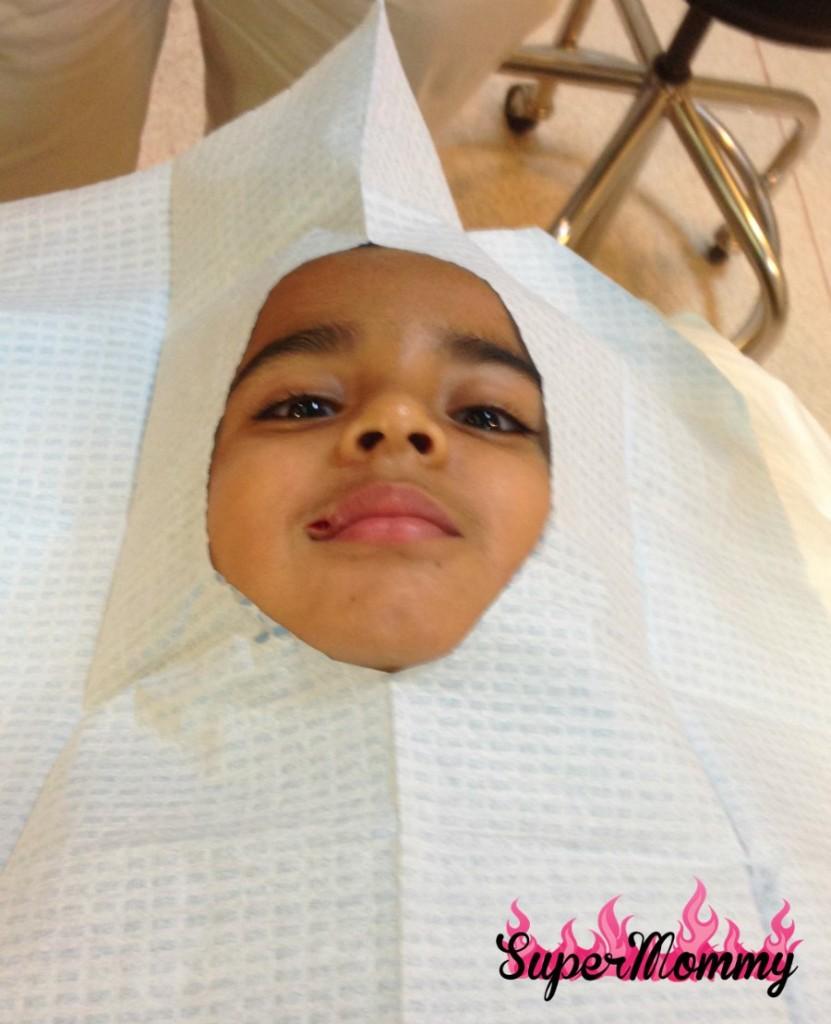 Kids Stitches Plastic Surgeon