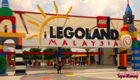Tips for Driving to Legoland Malaysia