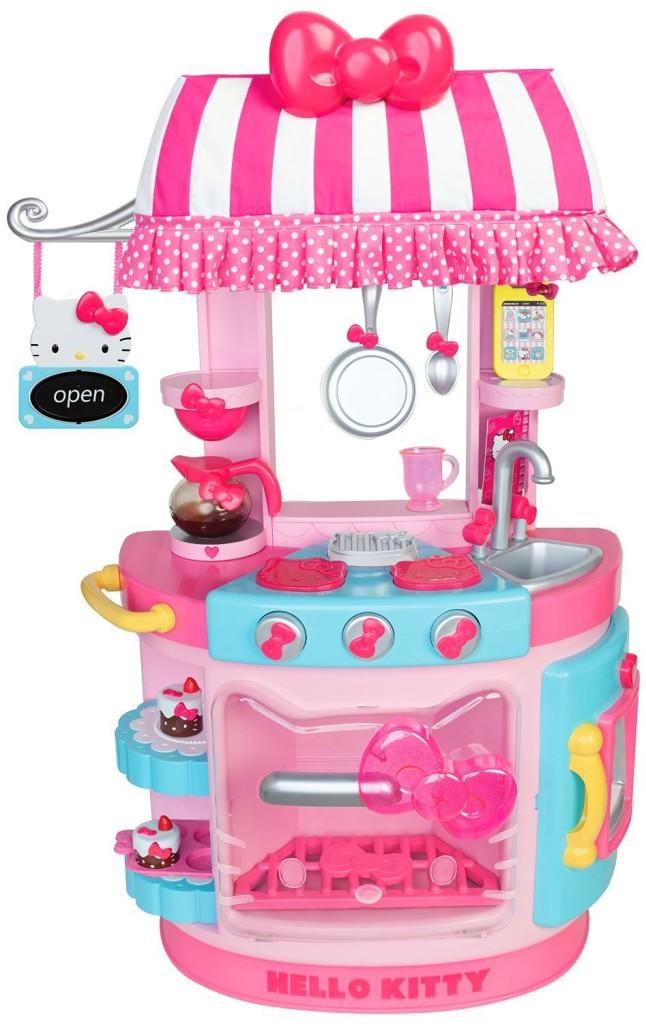 35554683b Hello Kitty Kitchen Cafe by CartWheel Kids Review