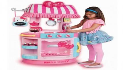 Cartwheel Kids Hello Kitty Kitchen Cafe Review