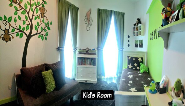 Converting a Baby Room into a Little Kid's Room