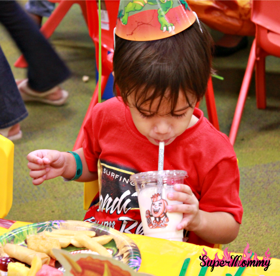 Tubulars Kids Birthday Party Milk Bar Singapore