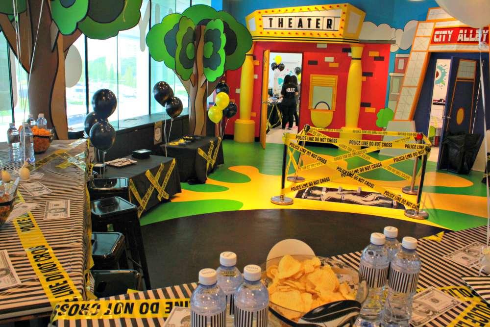 Kids Birthday Party at Cool de Sac Suntec