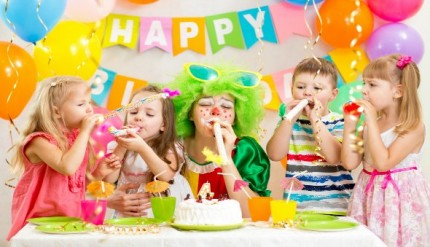 kids birthday party tips