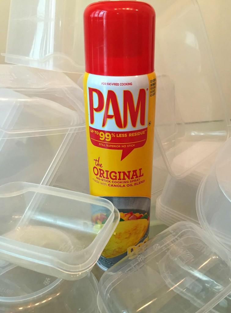 PAM Cooking Spray Kitchen Tips