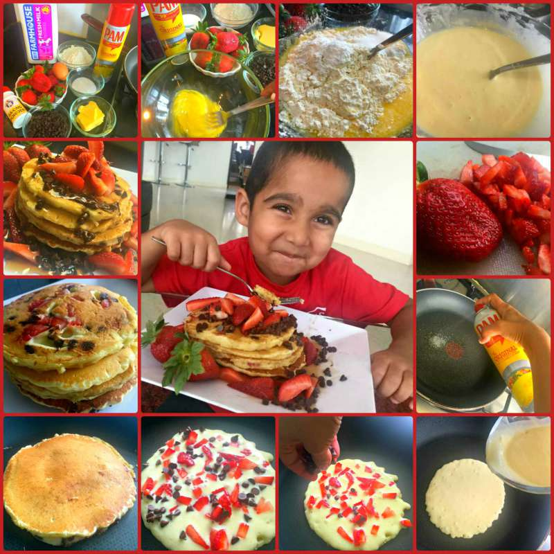 Easy Pancake Recipe Breakfast