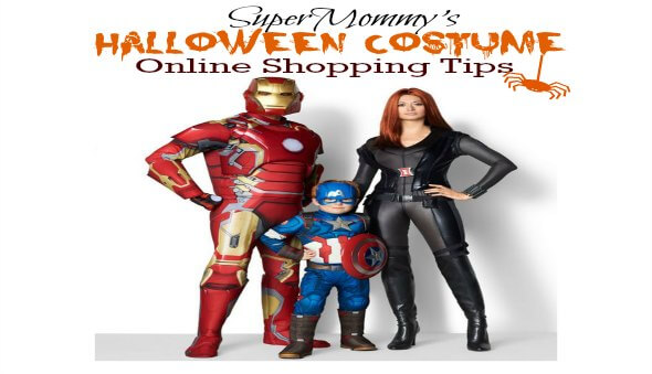 Where to buy Halloween Costumes in Singapore – Part I: Online Stores