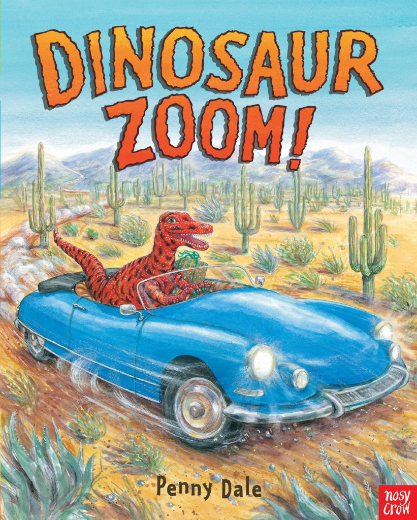 Dinosaur Zoom! Best Toddler Baby Board Books Must Read