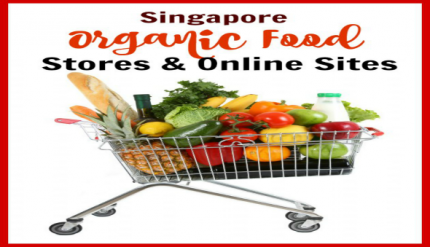 Organic food stores delivery shopping singapore
