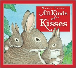 All Kinds of Kisses - Must Read Toddler Book