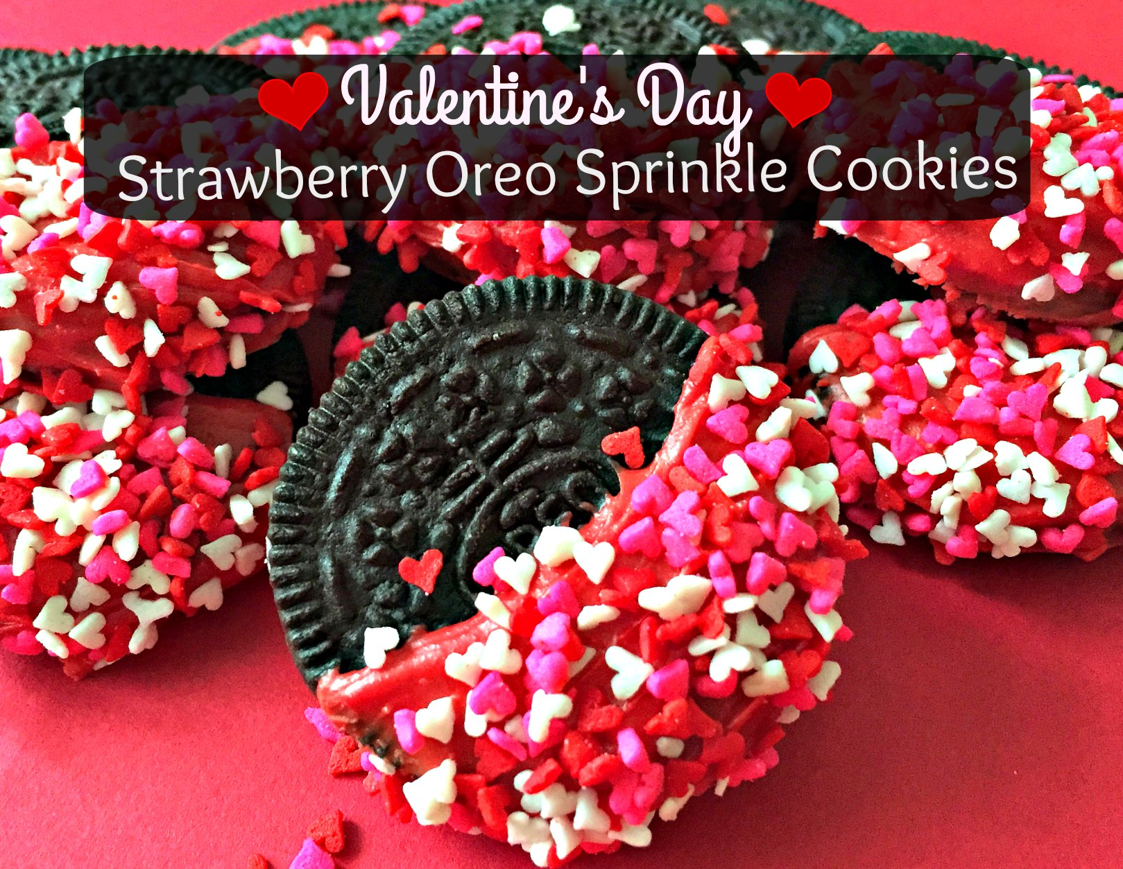 Easy Valentine S Day Cookie Recipe