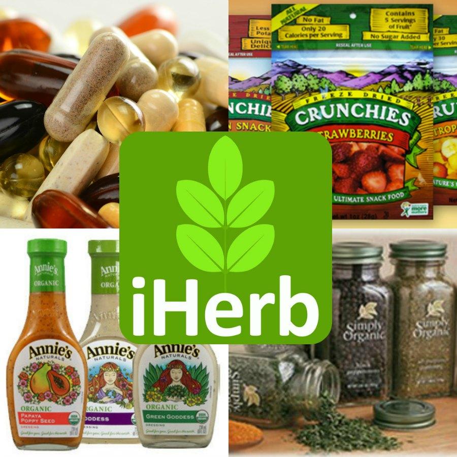 iHerb Singapore Pregnancy Breastfeeding Healthy Food Supplement Organic Cheap Shipping