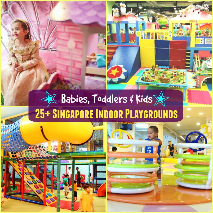 baby, toddler, kids indoor playgrounds singapore