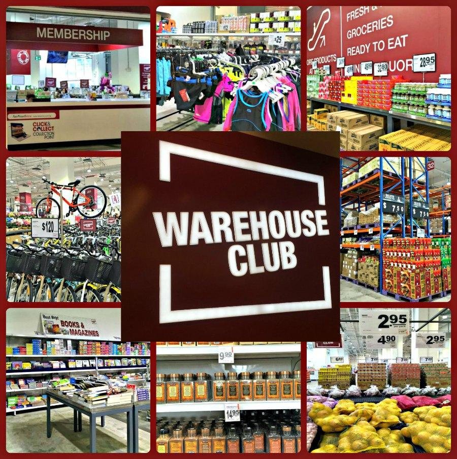 Warehouse Club Jurong Singapore Membership Location Hours