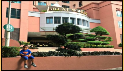 Kid Child Friendly Serviced Apartment Hotel Singapore Great World