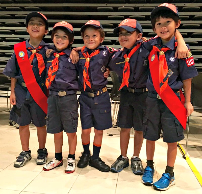 Cub Scouts of America Singapore 3