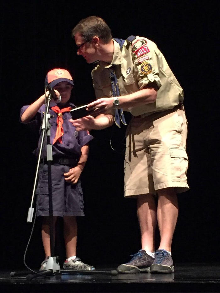 Cub Scouts of America Singapore Pack Meetings