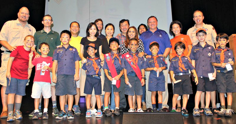 Cubs Scouts of America Singapore 1