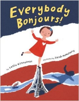 Everybody Bonjours! Best Preschool Books Kids Toddlers Must Read