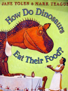 How Dinosaurs Eat Their Food - Best Preschool Books