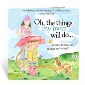 Oh The Things My Mom Will Do Top Preschool Books for Toddlers Kids Must Read